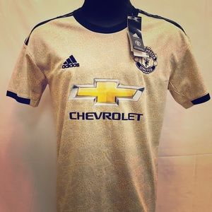 Manchester United Away Jersey 2019-2020